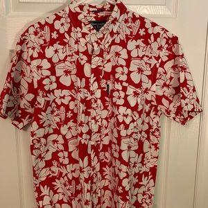 Men's Abercrombie Hawaiian Shirt